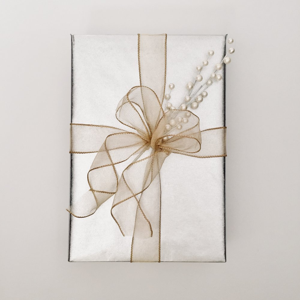 Client: Saks Fifth Avenue  |  Project: Personalized wrapping for VIP client