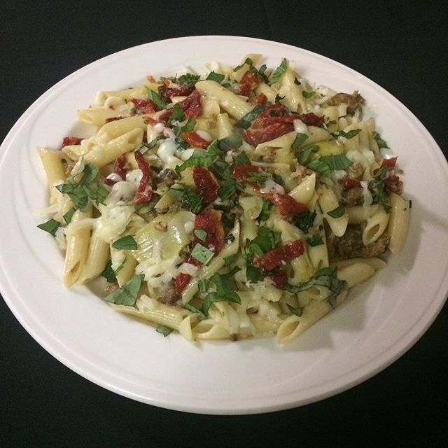 Penne Alla Nina Special...an all time favorite!