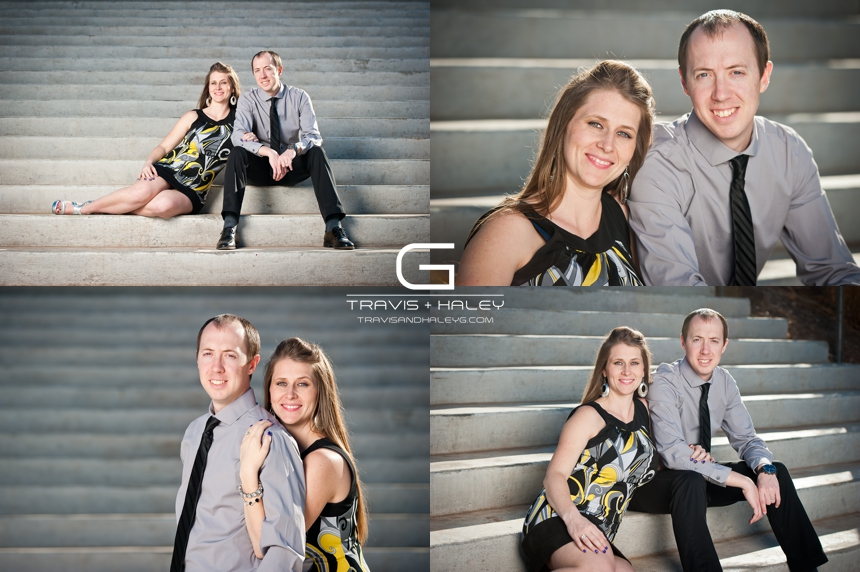 modern engagement photographers