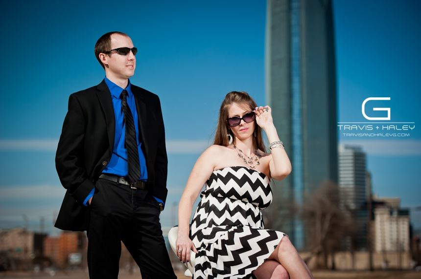 sunglasses badass rockstar rockstar fun romantic oklahoma city wedding photography