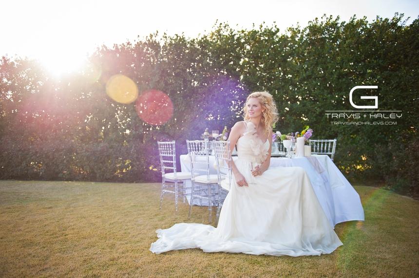 whimsical bride sun flare oklahoma modern wedding photographers