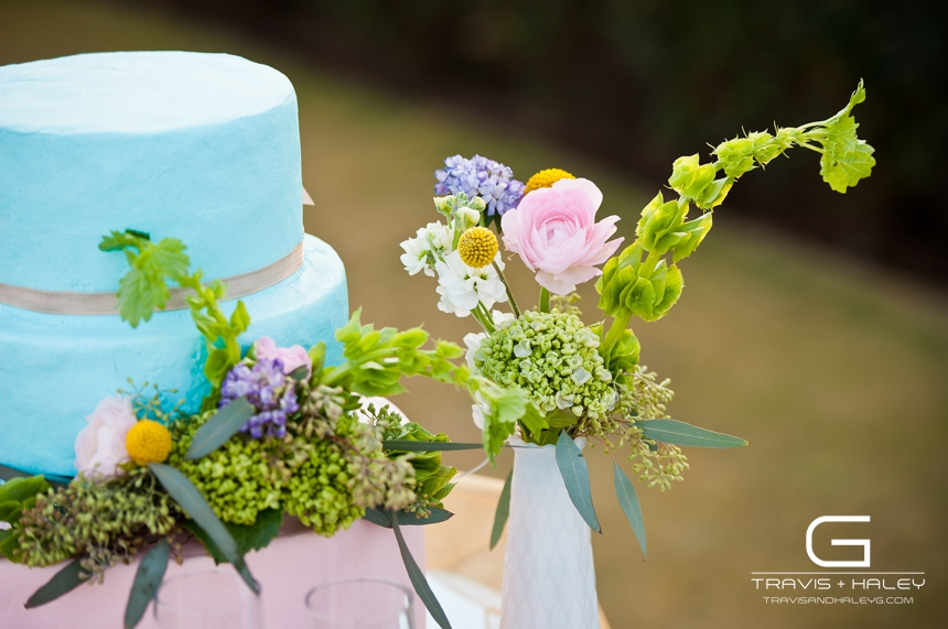 wedding photography flower details