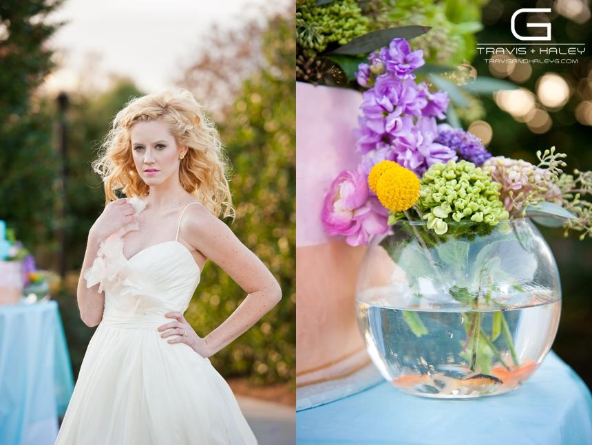 whimsical oklahoma city modern wedding photographers