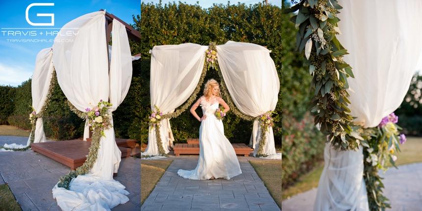 whimsical outdoor bridal photos oklahoma city