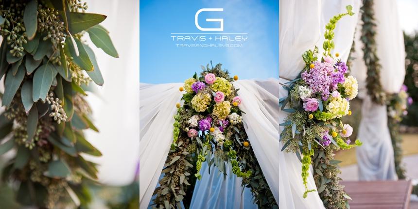 wedding details travis and haley g
