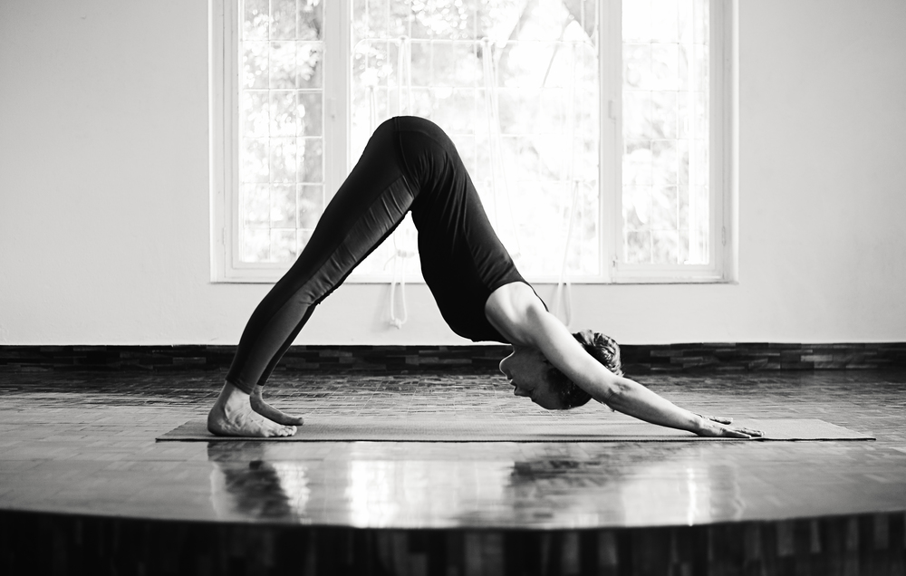 Copy of Copy of Adho Mukha Svanasana – Downward facing dog stretch