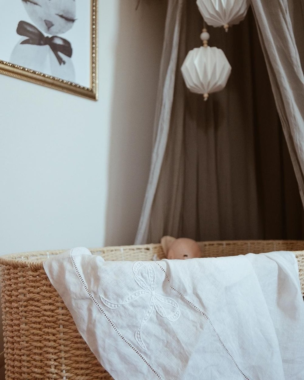 Girls Linen Bed Sheet Sets