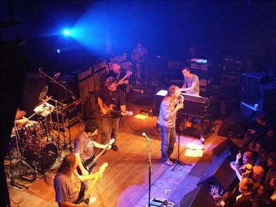 Tour Steve Lukather, Jan Akkerman 2005