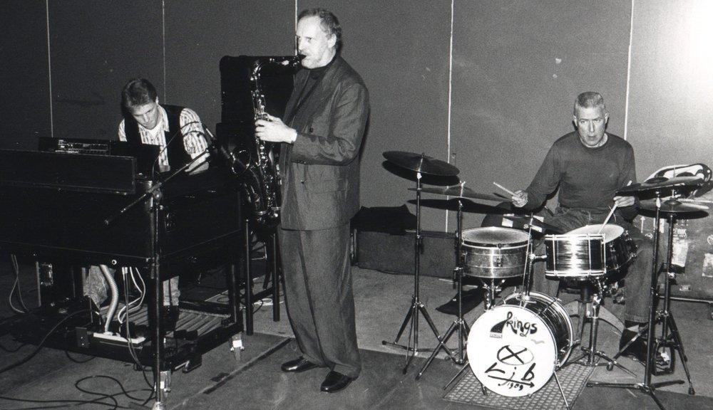 Copy of Joe van Enkhuizen, Han Bennink 1987