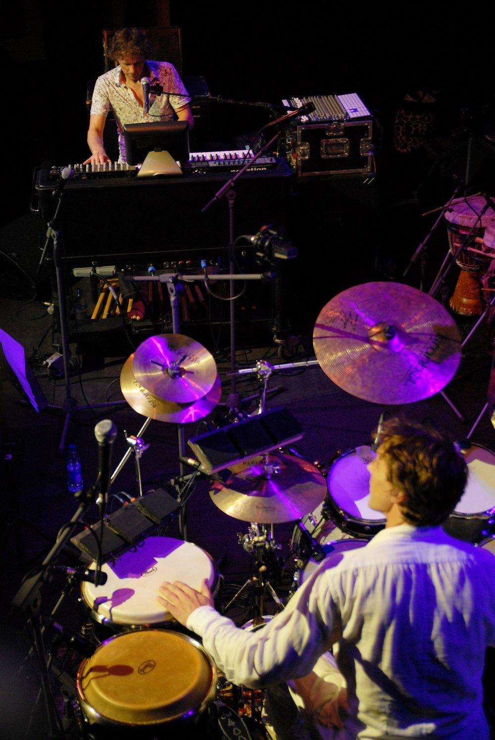 Copy of 'Different drummer' Marnix Stassen, 2005