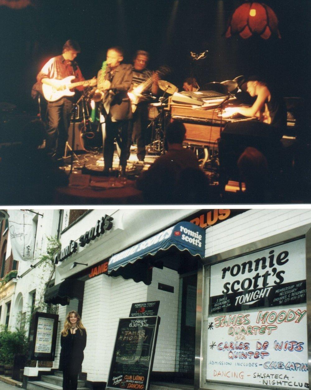 Copy of Ronnie Scott's Jazz Club 1993