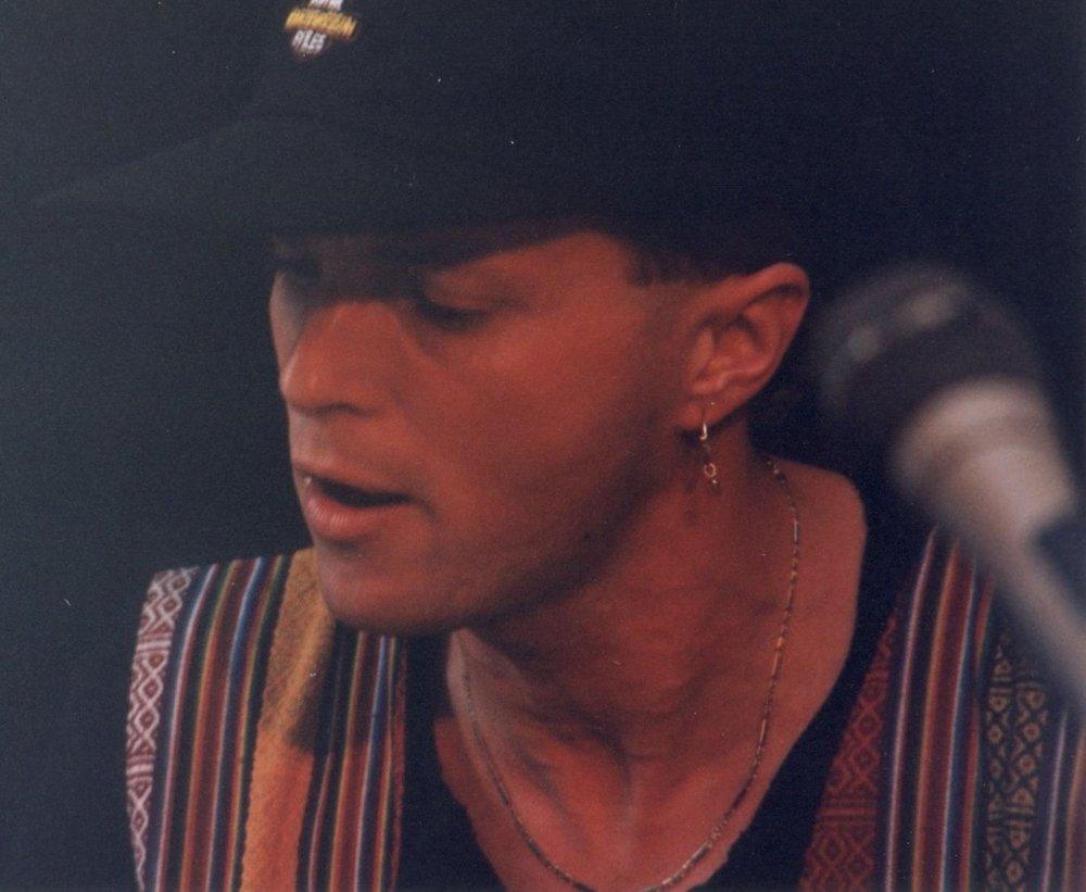 Carlo in Ahoy, Rotterdam 1997