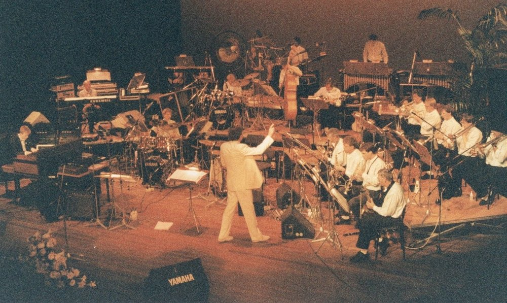 Final Exam Swing Support 1988, Concordia Breda