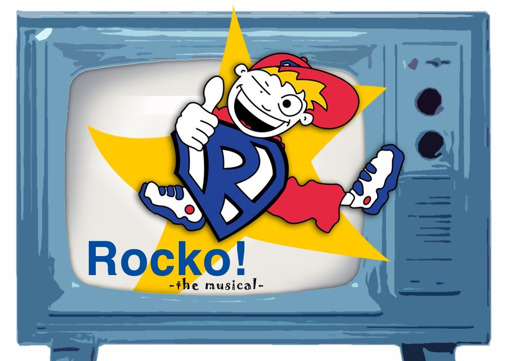 Composing music for Rocko the musical 2002