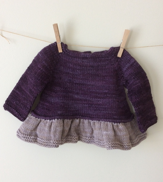Tutu Top by Angeldogknitter on Ravelry