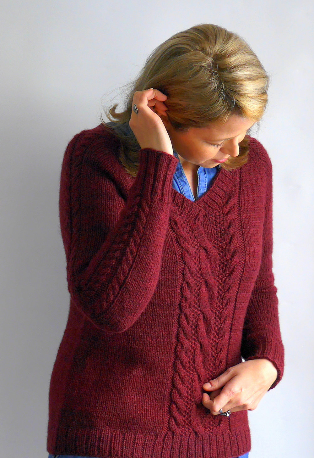 Brookings by Olive Knits