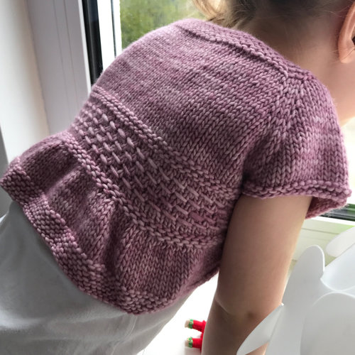Entrechat For Worsted Weight Frogginette Knitting Patterns