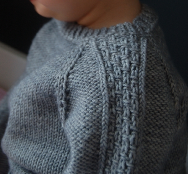 Sagano sweater texture
