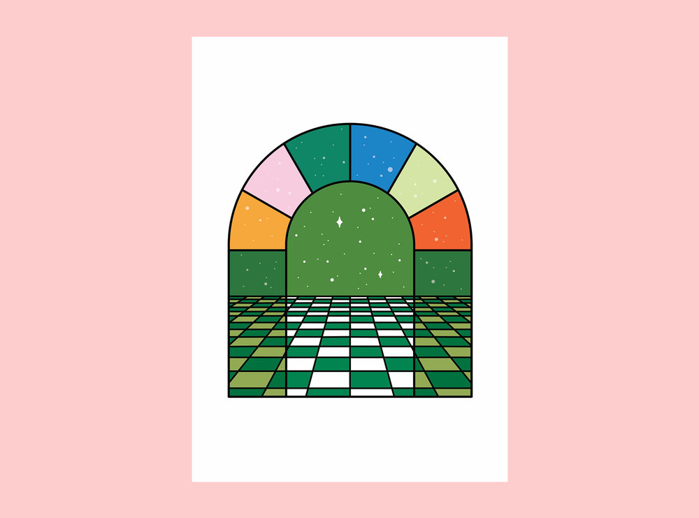 Limited Edition Prints - Window to the Infinite