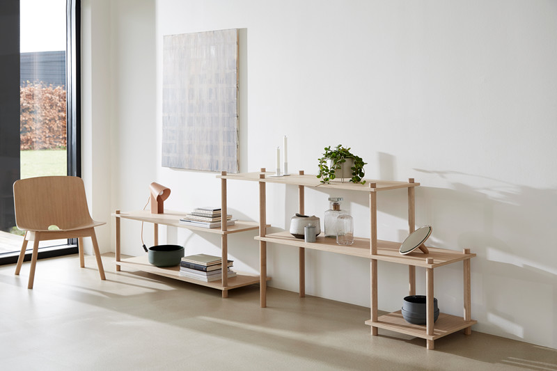 Elevate designet av Camilla Akersveen & Christopher Konings