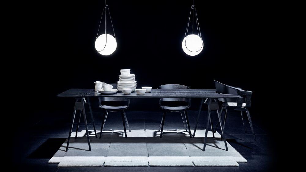 Kosmos lamp designet av Alexander Lervik