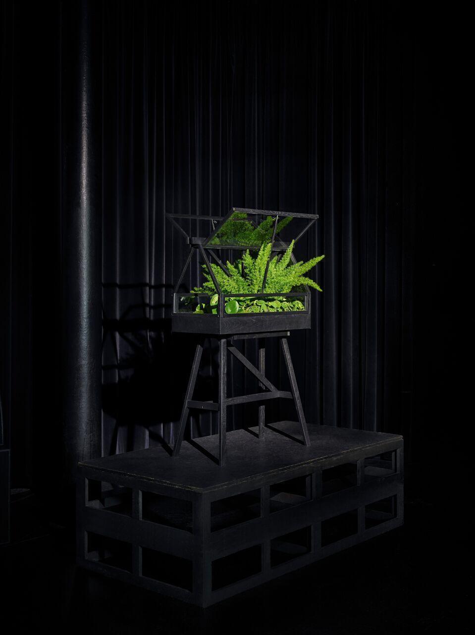 Greenhouse designet av Atelier 2+