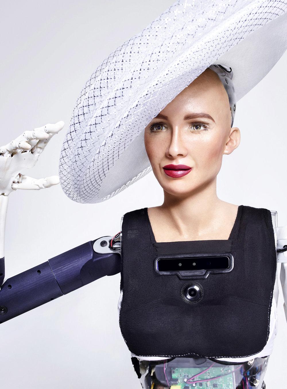 SOPHIA - ROBOT