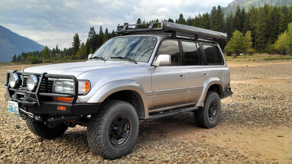 1991-1997 Land Cruiser -