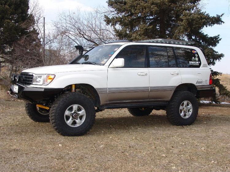 1998-2007 Land Cruiser -