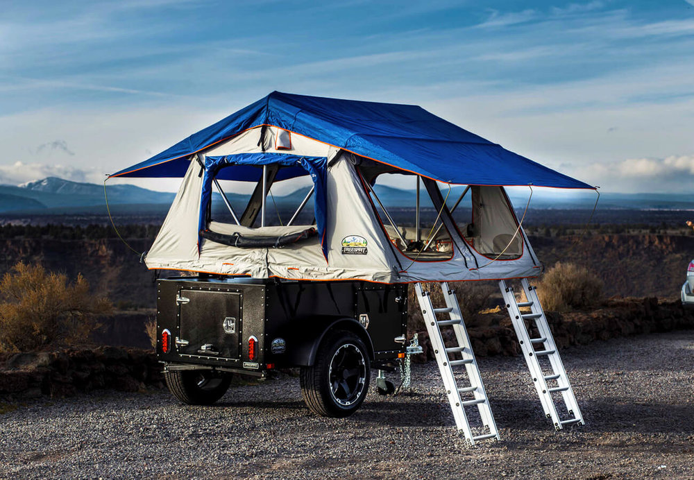 Roof Top Tents -