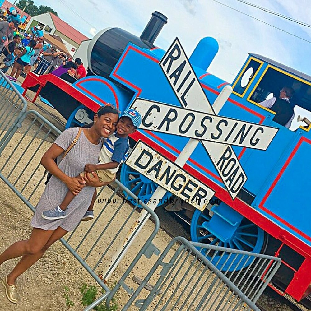19.  - Got a future conductor on your hands? Take a short drive to Union, IL for A Day out with Thomas at Illinois Railway Museum. It's guaranteed fun! Check out my review of family day last summer here.