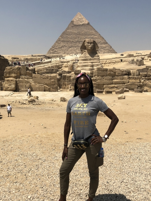 Cairo, Egypt - The Great Sphinx