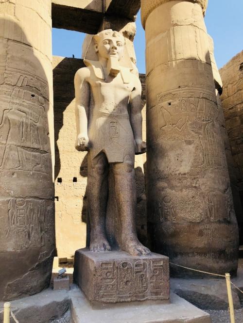 Luxor Temple - Rames II
