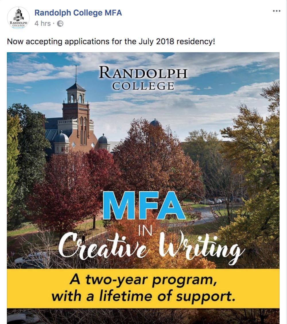 Saving to start this program in January 2019!