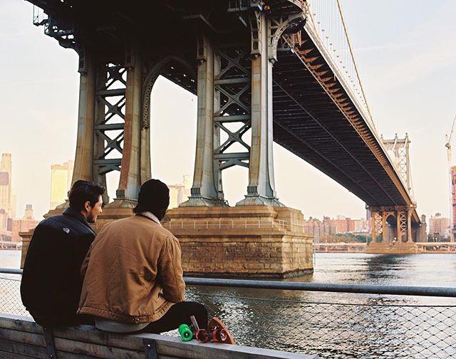 Young KAZE boys up to no bad🏄🏽 📸:@charreal #Brooklyn #KAZE