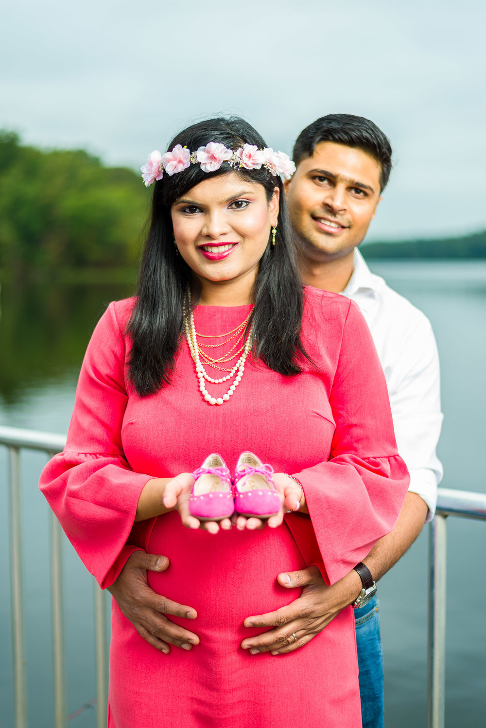 Maternity Portrait Headshot Photographer Fairfax VA