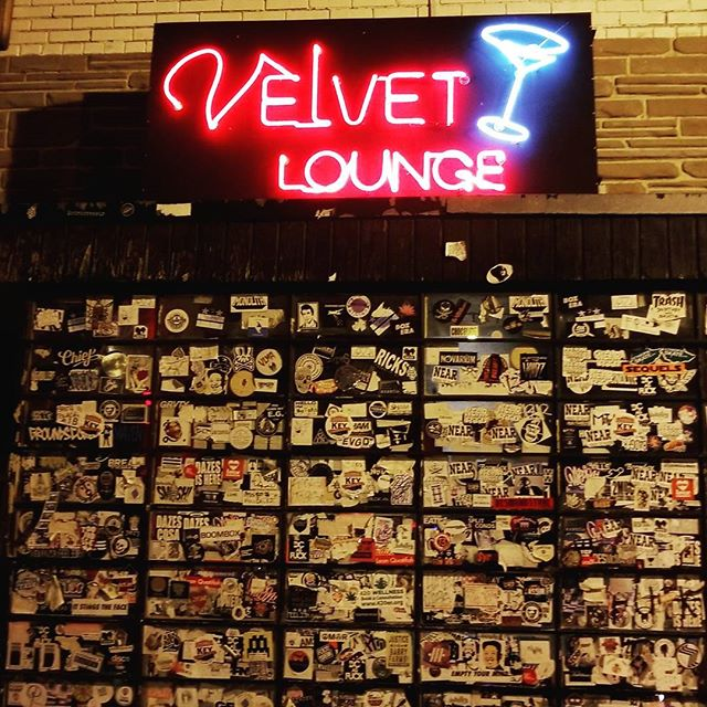 We here. Come out and kick it with us, Dangerous at Four and Casey Wilkins. #indiemusic #indierock #dcmusic #velvetloungedc