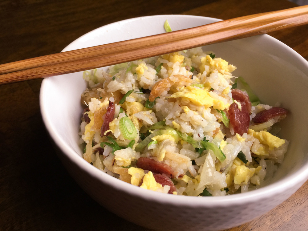 Mission Chinese Food Salt Cod Fried Rice