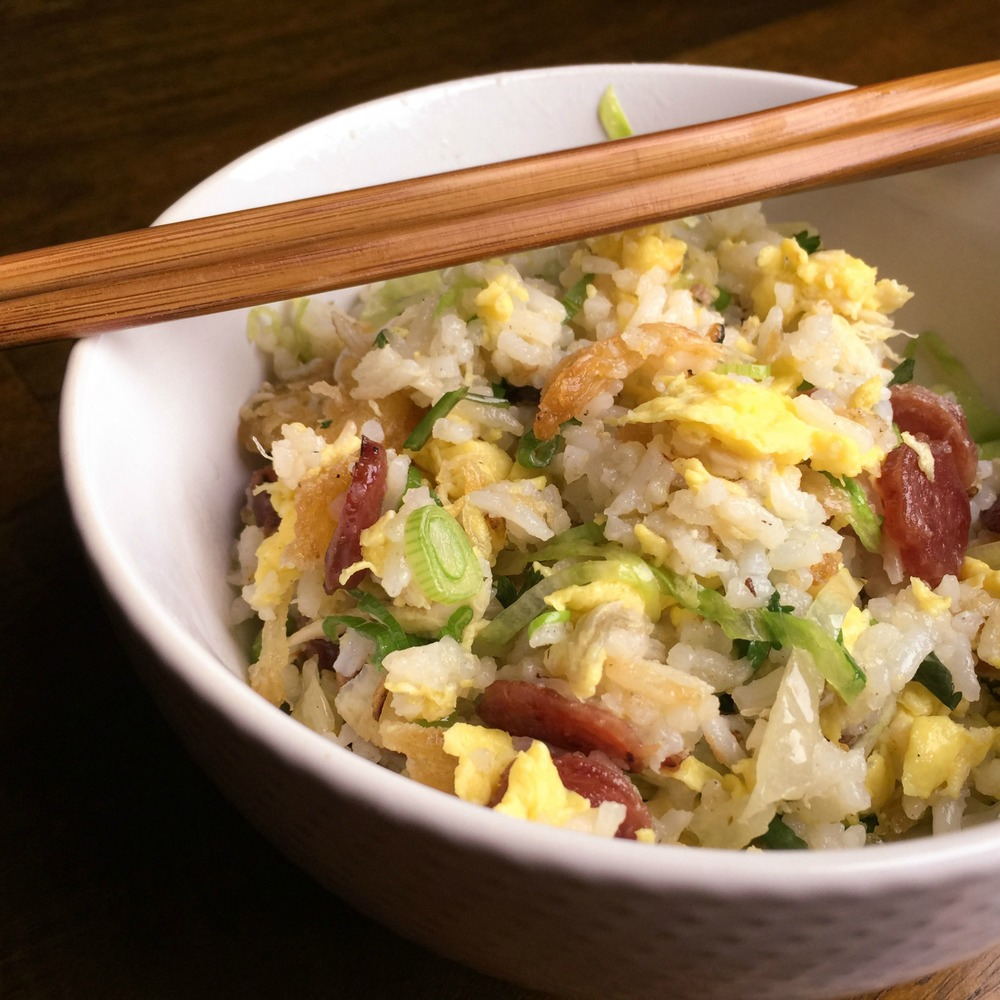 Mission Chinese Food Salt-Cod Fried Rice