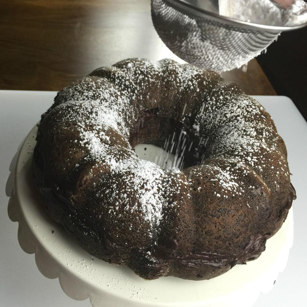 Brazilian Chocolate Cake