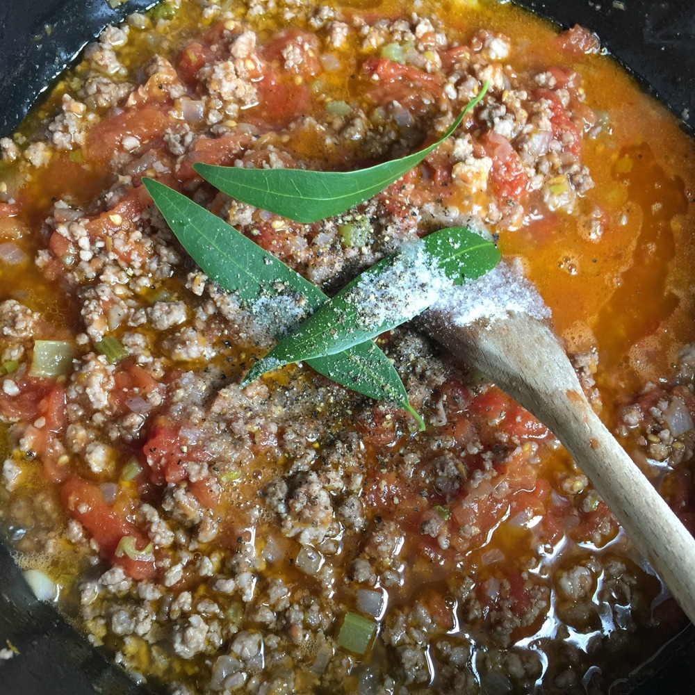 Meat Sauce Bolognese