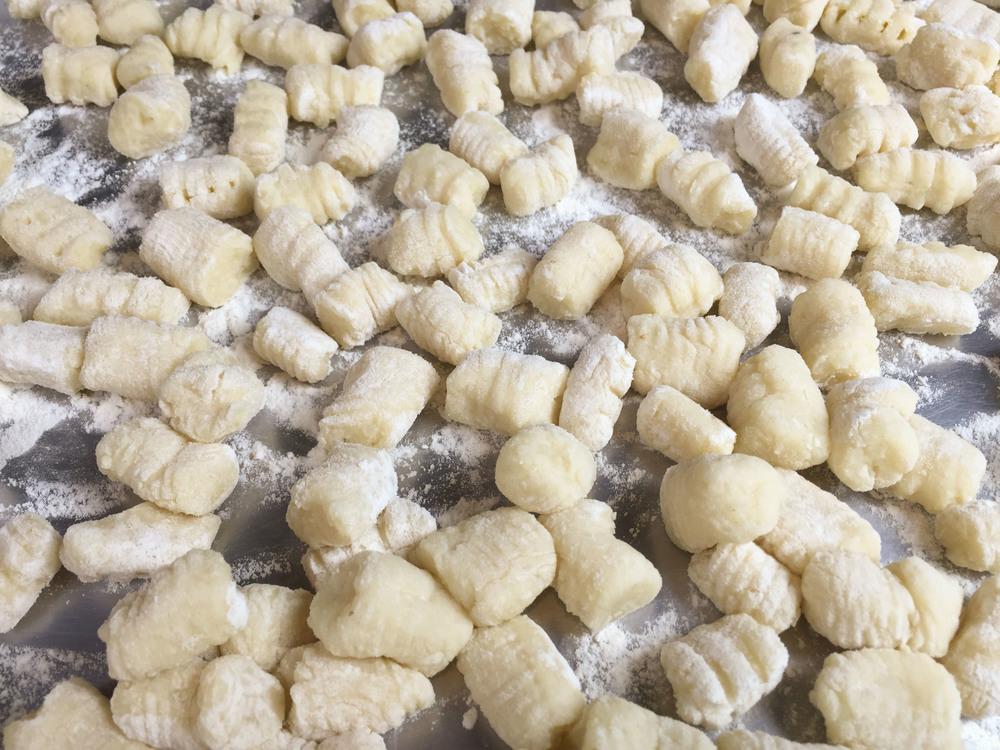 Basic Potato Gnocchi
