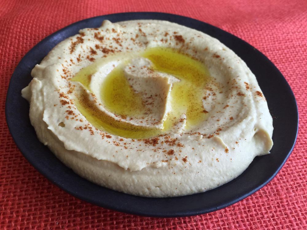 Amazing Cheater Hummus (Vegan)
