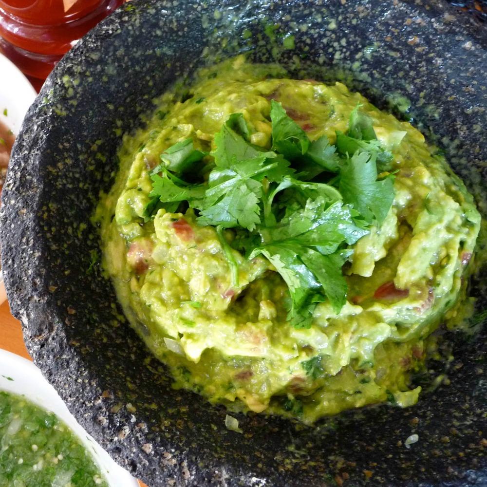 Guacamole, My Way (Vegan)