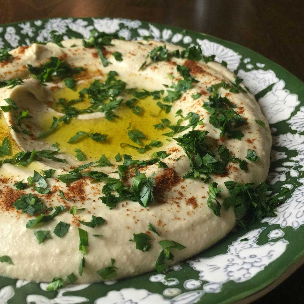Ultimate Hummus (Vegan)