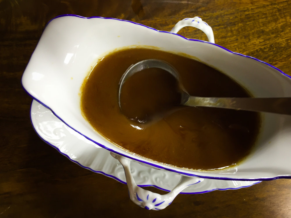 Really good (Cognac!) sauce