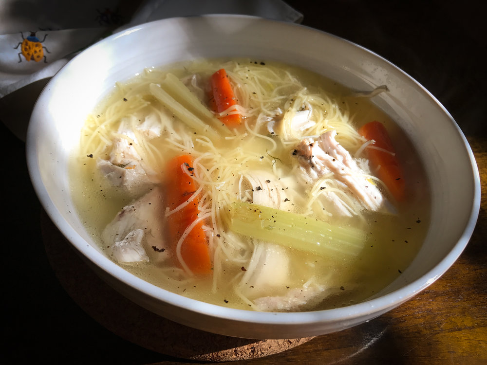 Joan's Chicken Soup