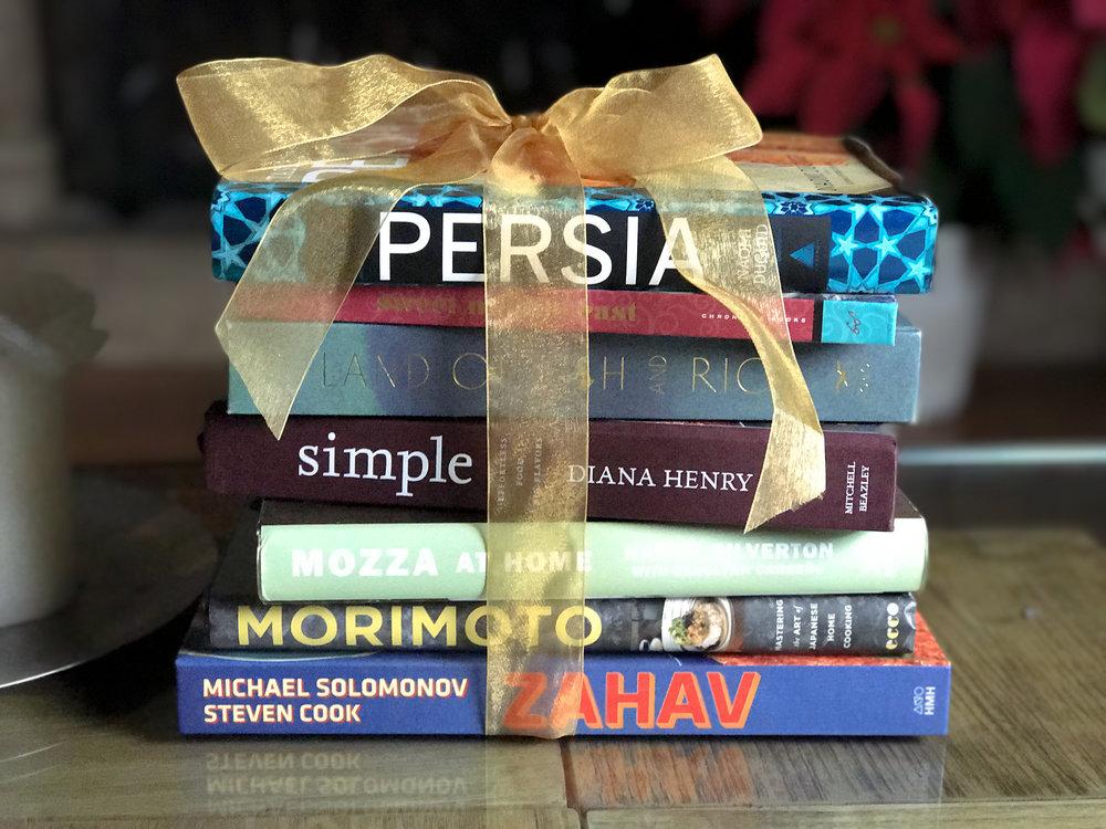 Leslie Brenner's cookbook gifts