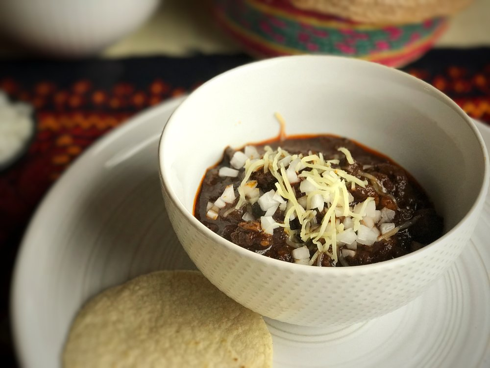 Crazy-Good Old-Fashioned Texas Chili