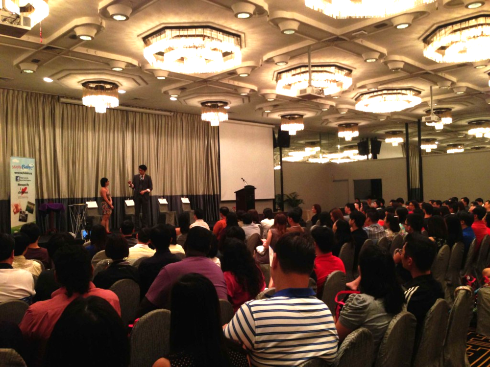 Stage Magic Show Singapore